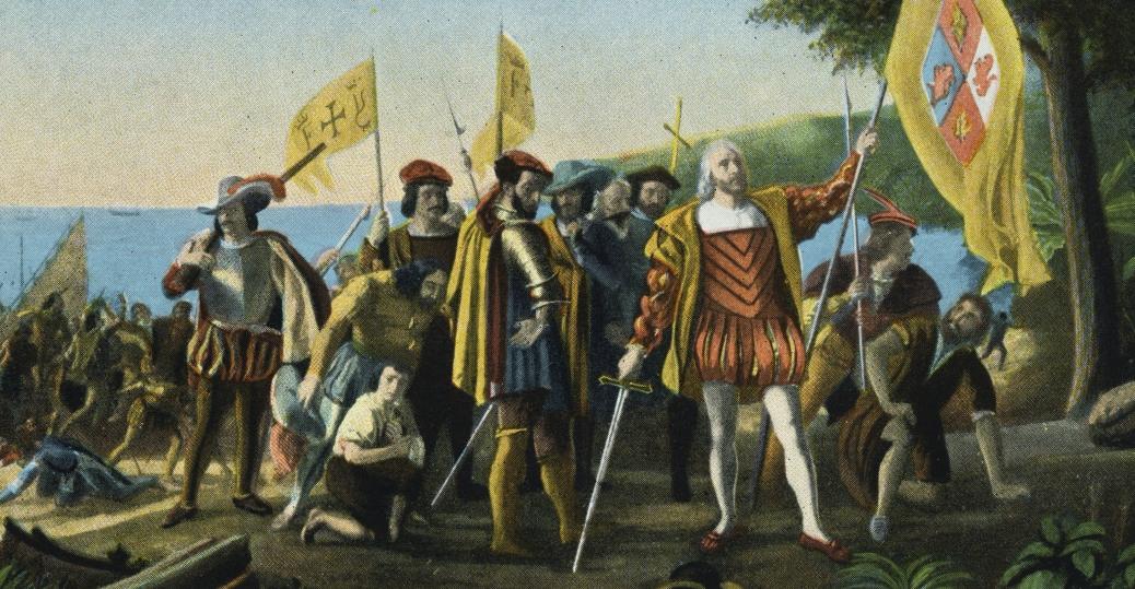 Columbus Day Hypocrisy